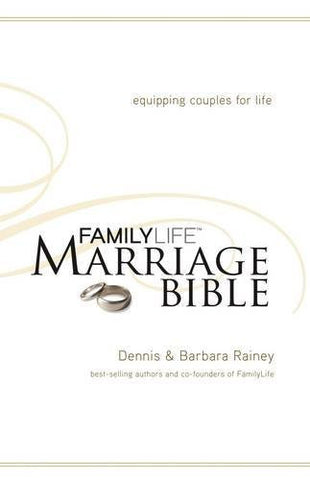 NKJV, FamilyLife Marriage Bible, Hardcover, Multicolor: Equipping Couples for Life