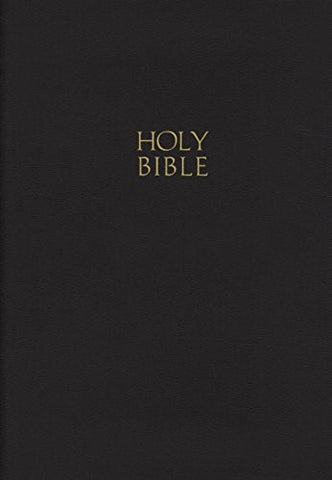 NKJV, Gift and Award Bible, Imitation Leather, Black, Red Letter Edition