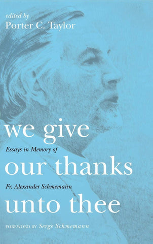 We Give Our Thanks Unto Thee (Hardcover)