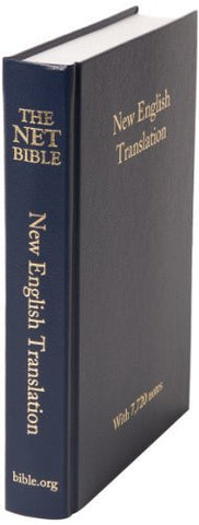 NET Bible / Pew Bible / New Englsh Translaton