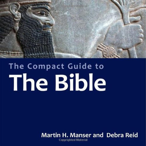 The Compact Guide to the Bible (Compact Encyclopedia)