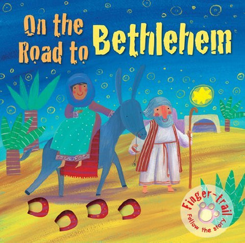 On the Road to Bethlehem (Finger-trail Animal Tales)