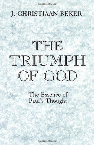 The Triumph of God