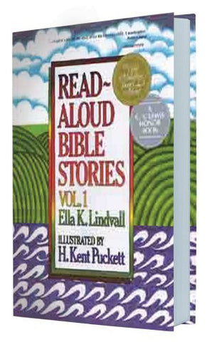 Read Aloud Bible Stories: Volume 1