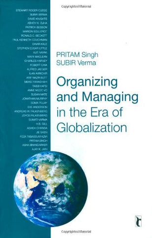 Organizing and Managing in the Era of Globalization (Response Books)
