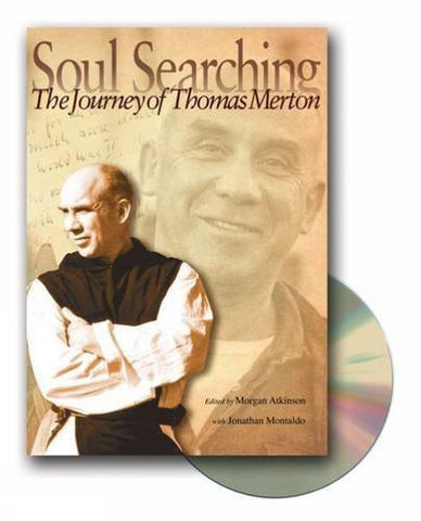 Soul Searching: The Journey of Thomas Merton (Book with DVD)