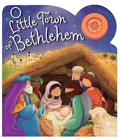 O Little Town of Bethlehem (with music button)