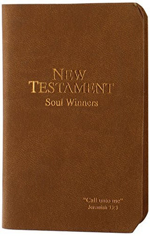 Soul Winner's New Testament: King James Version