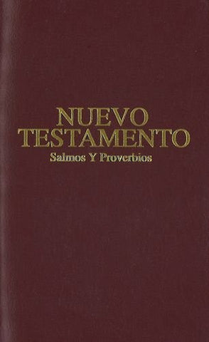 Spanish Pocket New Testament with Psalms and Proverbs: Reina Valera Revisada 1960