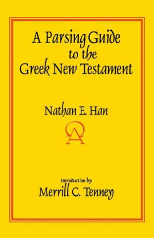 Parsing Guide to the Greek NT