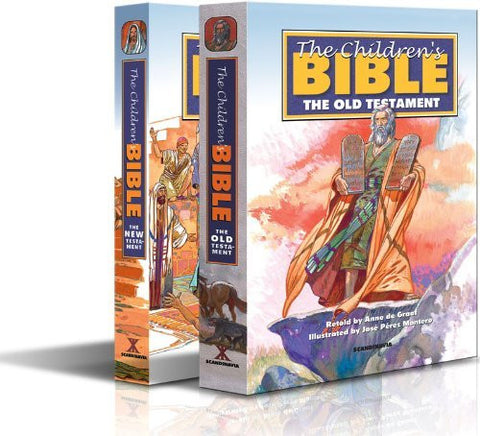 The Children's Bible - Old and New Testaments in a Slipcase (Children's Bibles)