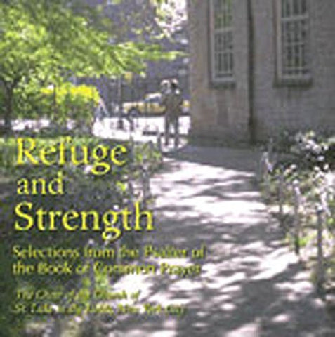 Refuge and Strength CD: Selections from the Psalter of the Book of Common Prayer
