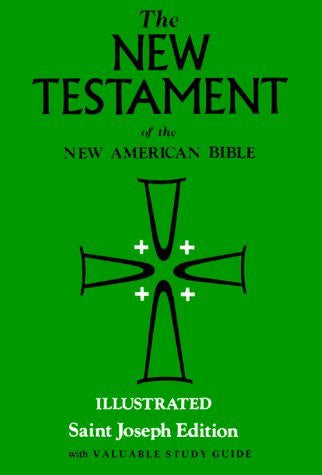 Saint Joseph New Testament-Nab of the New American Bible