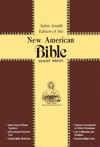 New American Bible: St. Joseph Edition