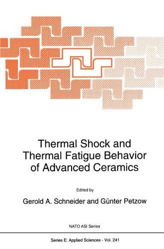 Thermal Shock And Thermal Fatigue Behavior Of Advanced