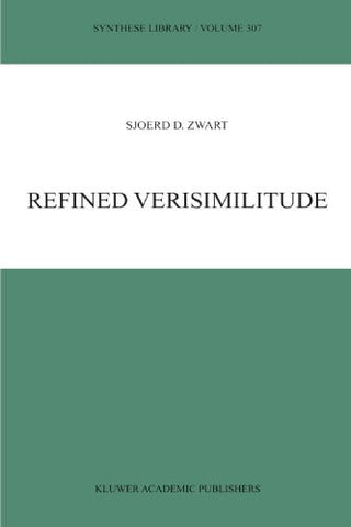 Refined Verisimilitude (Synthese Library)