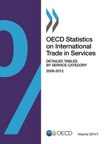 Oecd Statistics on International Trade in Services, Volume 2014 Issue 1: Detailed Tables by Service Category