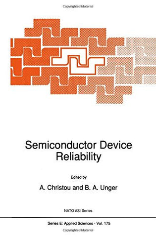 Semiconductor Device Reliability (Nato Science Series E:)