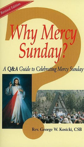 Why Mercy Sunday (bklt, Single)
