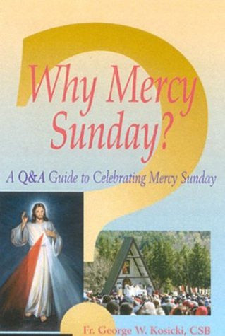 Why Mercy Sunday?: A Q&A Guide to Celebrating Mercy Sunday - 5 Pack