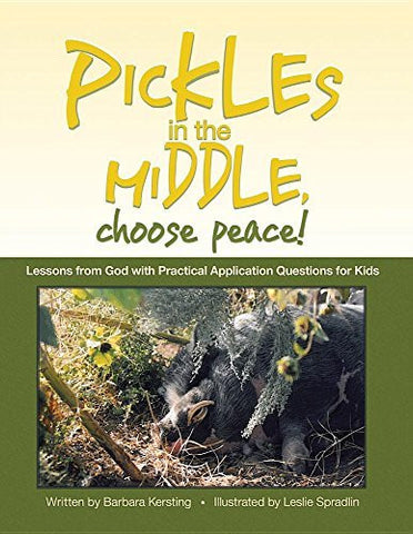 Pickles in the Middle: Choose Peace!