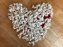 Valentine Special: 2 RED & 2 WHITE Individually Sealed Popping Ears *$5 flat rate shipping*