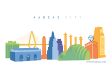 kansas city missouri panoramic mug