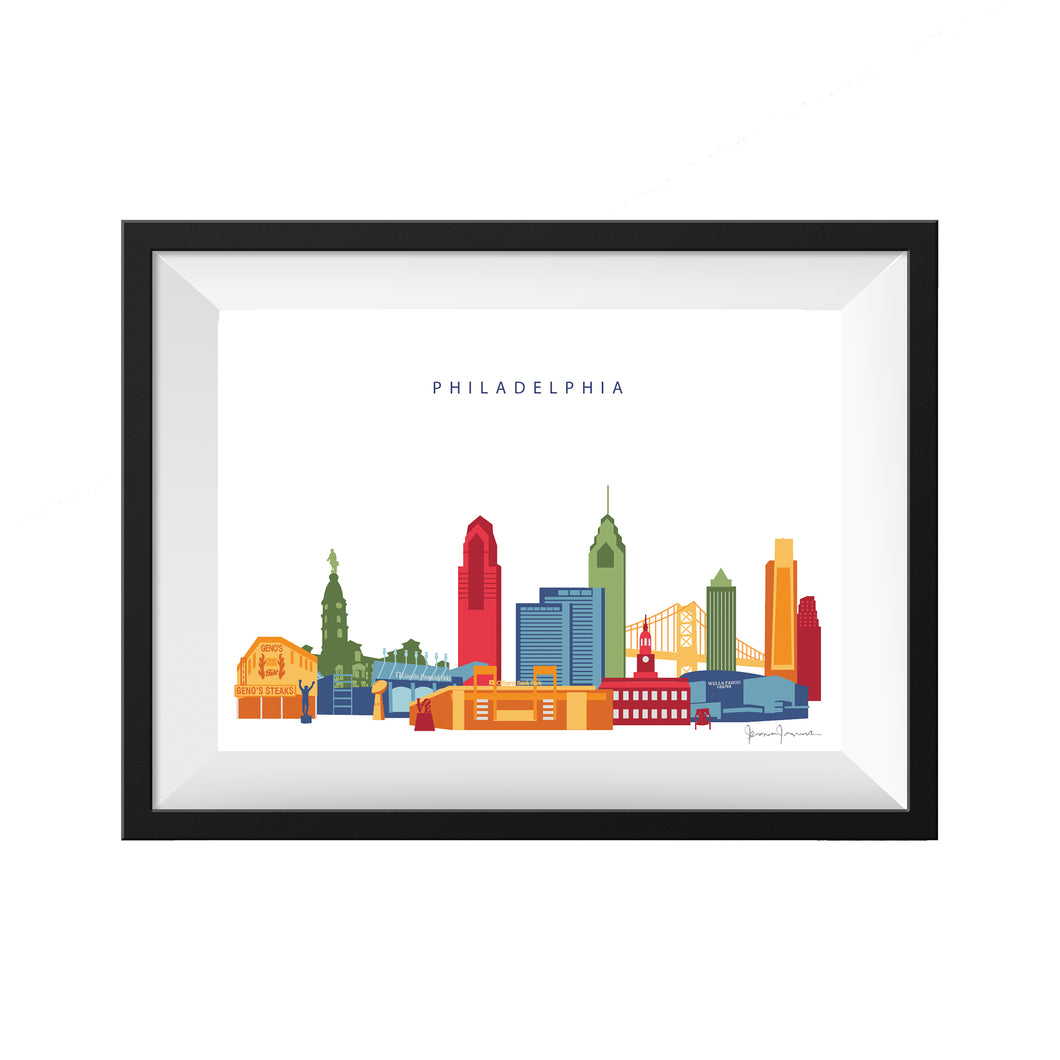 philadelphia pennsylvania eagles super bowl print