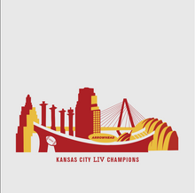 KANSAS CITY LIV CHAMPIONSHIP SKYLINE LONG SLEEVE