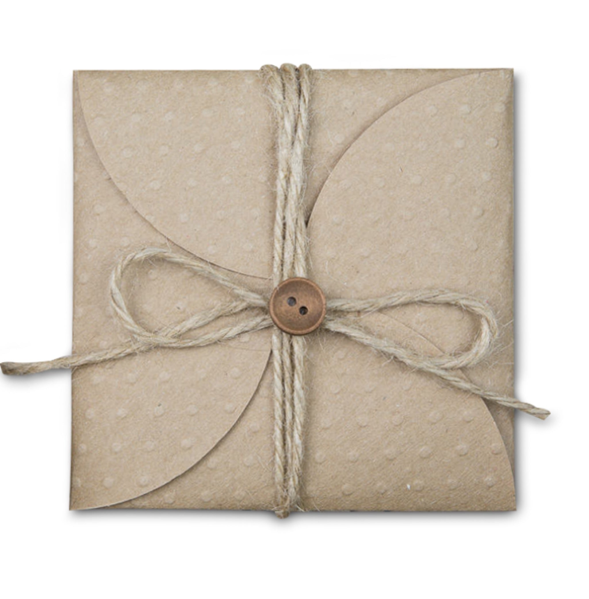 Pack of 5 Handmade Gift Envelopes - Swanky Collection
