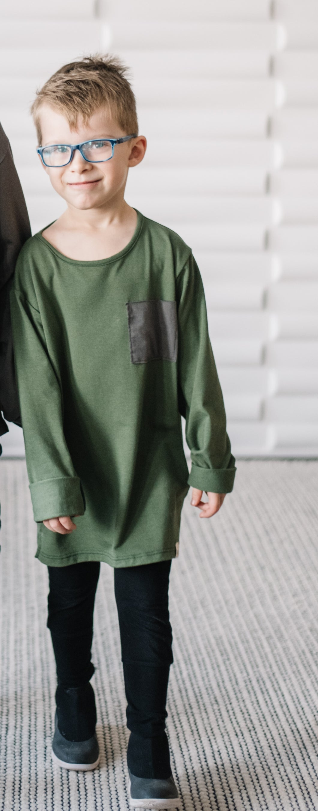 Kids Long Sleeve T