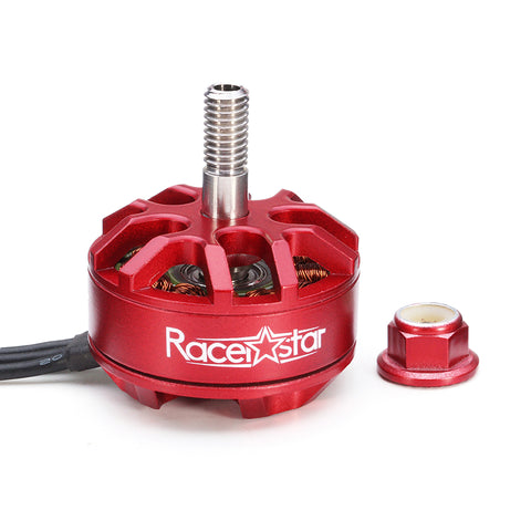 Racerstar Fire Edition BR2406S 2406 2600kV 2-4S Brushless Motor