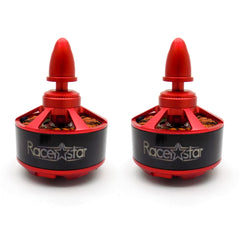 "2pcs RacerStar BR4114 4114 400kV 4-8S Brushless Motor Set for 14-18"" Propellers"