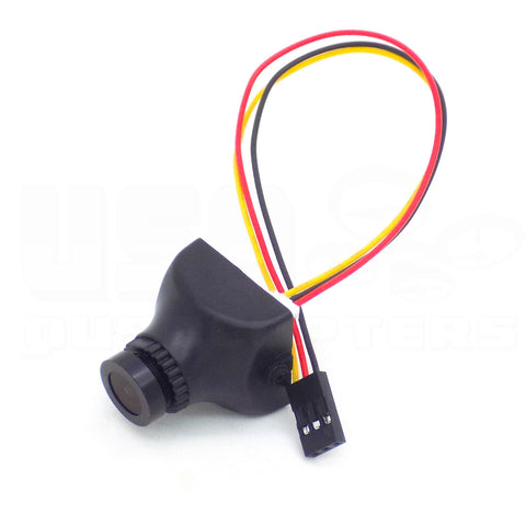 700TVL Mini FPV Camera 1/3 CMOS 2.8MM NTSC 25x25mm RunCam Swift Mounting (Black)