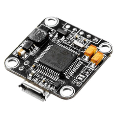 Micro F3 Flight Controller w/ Int. Betaflight OSD, LED, Buzzer 16x16mm mounting