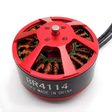 "RacerStar BR4114 4114 400kV 4-8S Brushless Motor for 14-18"" Propellers"