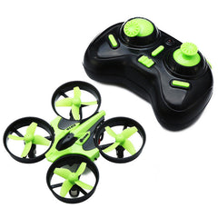 Eachine E010 Mini 2.4G 6-Axis RC Quadcopter Drone RTF Tiny Whoop (Mode 2)
