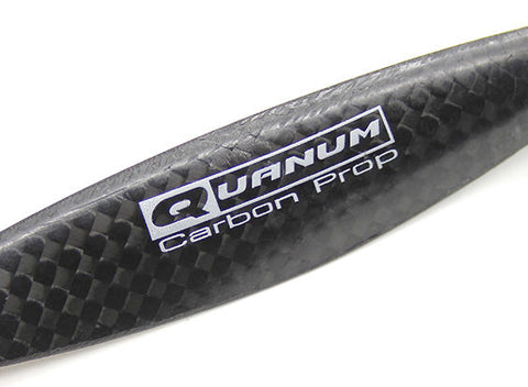 Quanum 5x3 Carbon Fiber Propeller Set Self-Tightening 5mm Hub (1)CW (1)CCW