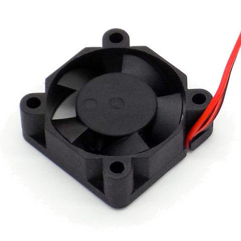 3010 12V Mini DC Cooling Fan 30x30x10mm 2pin Board Cooling, 3D Printer, CNC