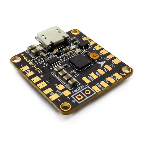 Mini HGLRC Betaflight F3 Flight Controller F303 2-6S 100A PDB with 5V BEC