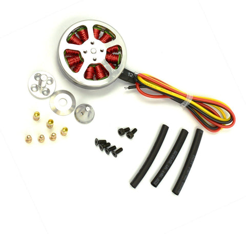 "4pcs 5010 Brushless Motor 360KV 2-6S High Torque Motor Set for 14-18"" Props"