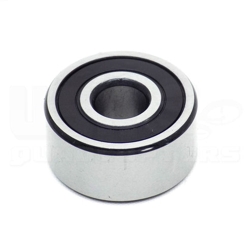 1pc 5200-2RS High Speed Ball Bearing Double Row Angular Contact 10mm I.D.
