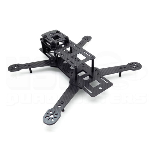 H250 Pro Carbon Fiber Racing Drone Frame 250mm Quadcopter with Camera Mount