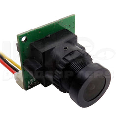 "Mini FPV Camera 600TVL 21x21mm 1/3"" CMOS Sensor (NTSC)"
