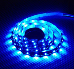 1M Turnigy Blue LED Light Strip Flexible for Quadcopter/Plane 12V or 3S