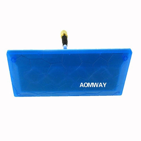 Aomway 5.8G 13dbi Diamond Directional Long-Range FPV Receiver Antenna (RP-SMA Male)