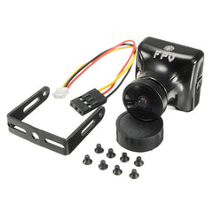 Eachine 800TVL CCD FPV Camera 2.5mm with OSD Button DC5V-15V NTSC/PAL Switch