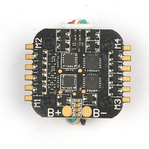 Betaflight F3 Micro 6A 2S 4-In-1 Brushless ESC OSD Flight Controller Micro Cube