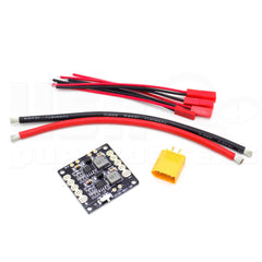 Racing Drone Quadcopter Wiring Kit PDB 12AWG Wire XT60 Connector