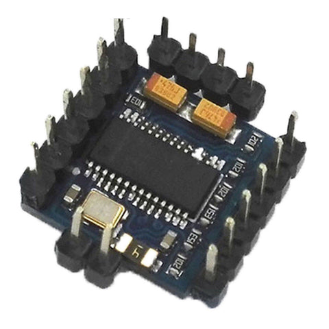 MinimOSD OSD for Naze32 Flight Controller with Pins